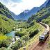 Flamsbana,  cea mai spectaculoasa cale ferata din Norvegia