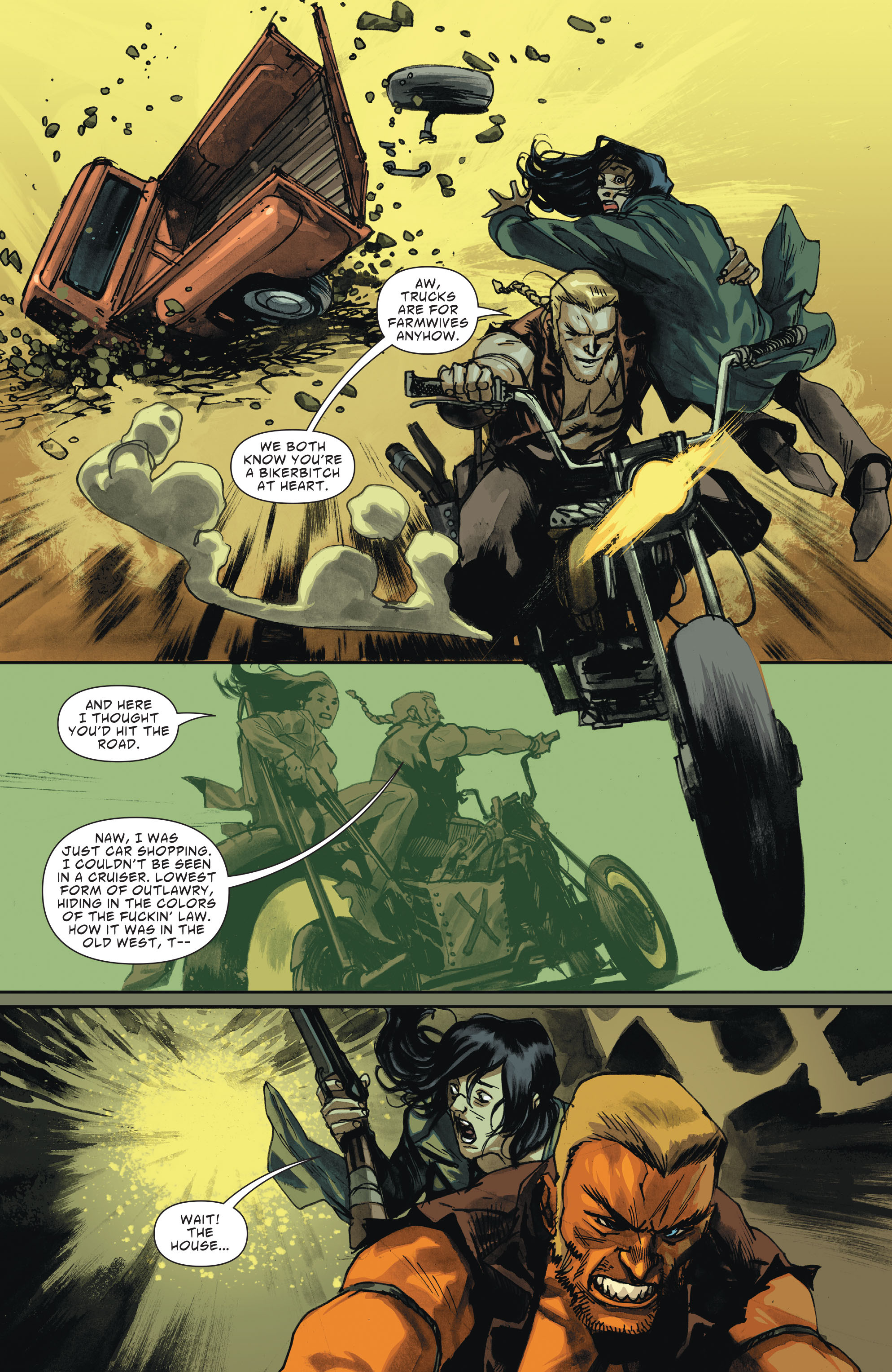 Read online American Vampire: Second Cycle comic -  Issue #4 - 8