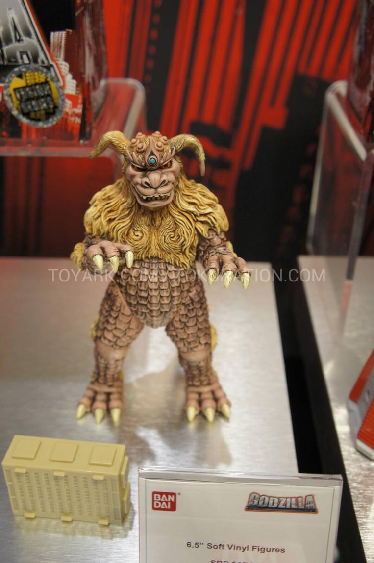 The Kaiju Planet New Bandai America Godzilla Items