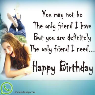 118 my best friend birthday whatsapp dp image best whatsapp dp best friend birthday whatsapp dp thecheapjerseys Images