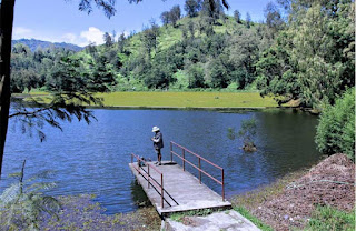 danau di lumajang