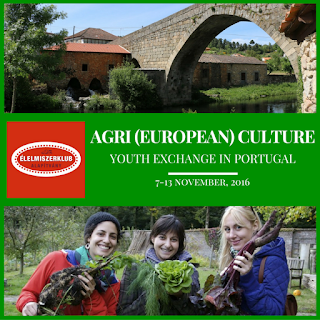 EK E+ YE Agri Culture in Portugal, Nov 2016