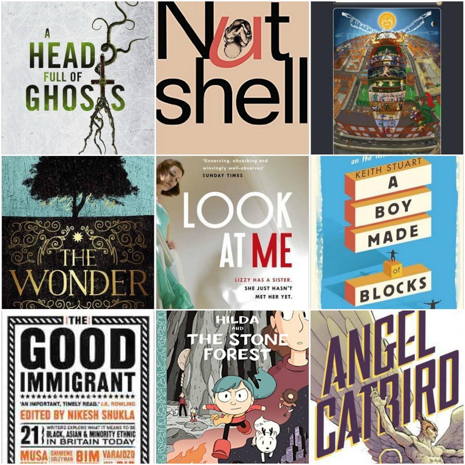 Book Highlights for September 2016