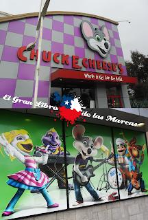 10247bac4f95 CHUCK E. CHEESE  una cadena norteamericana que por el momento no está en  Argentina pero que sería el deseo de muchos. Se trata de un local de comida  rápida ...