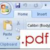 Tips Cara Merubah File Word Kedalam File PDF