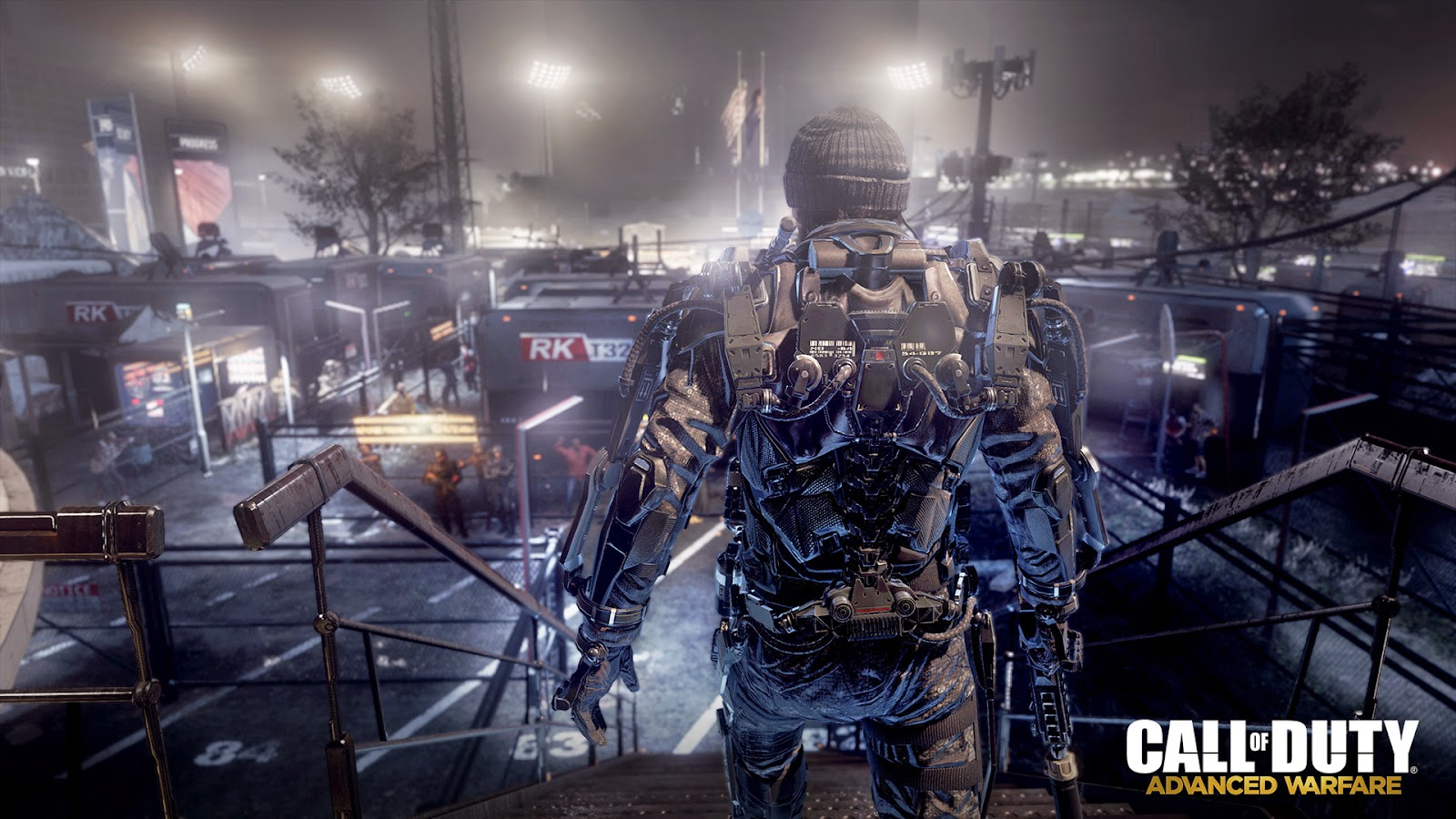 Call of duty advanced warfare wallpaper game play