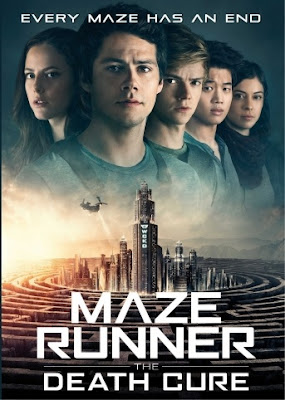 Maze Runner: The Death Cure [2017] V2 *Fuente WEB-DL* [NTSC/DVDR- Custom HD] Ingles, Subtitulos Español Latino