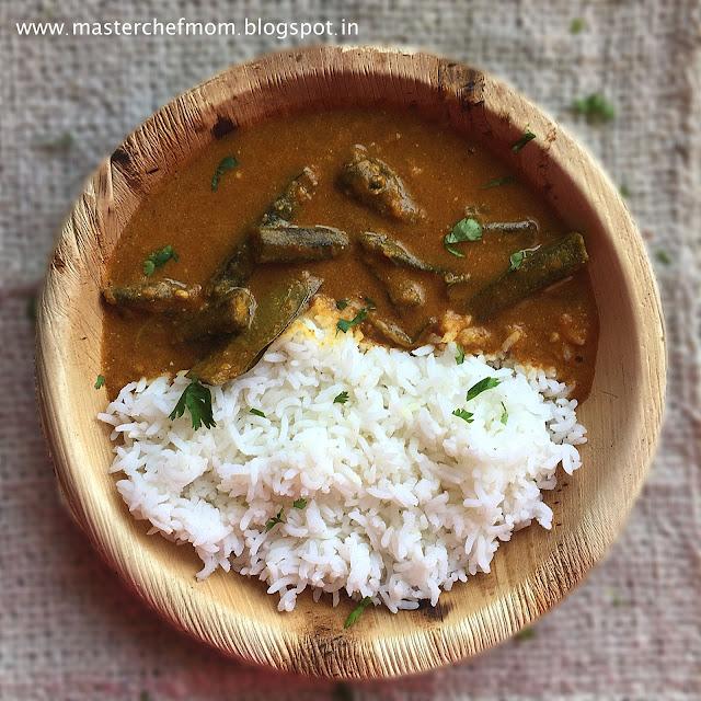 Bengali Style Bhindi Curry