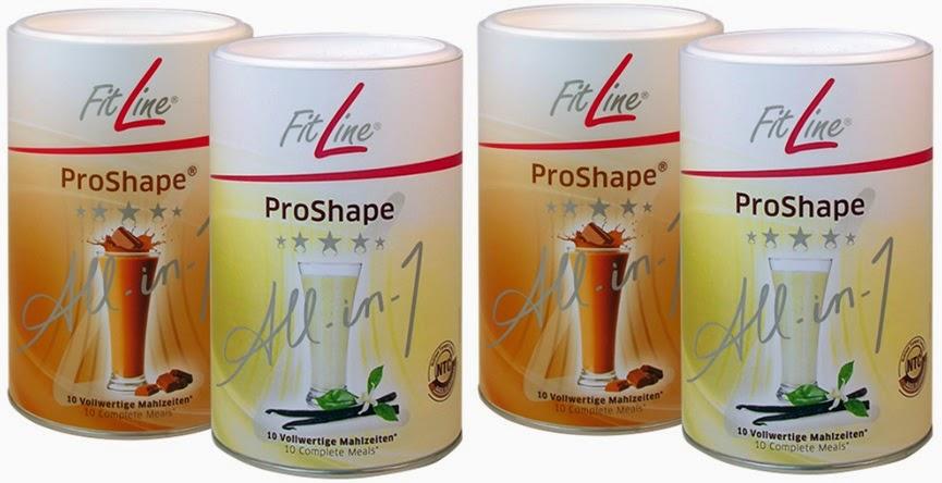 Proshape-programma-dimagrimento-Fitline