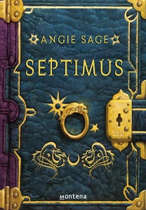 Septimus, de Angie Sage