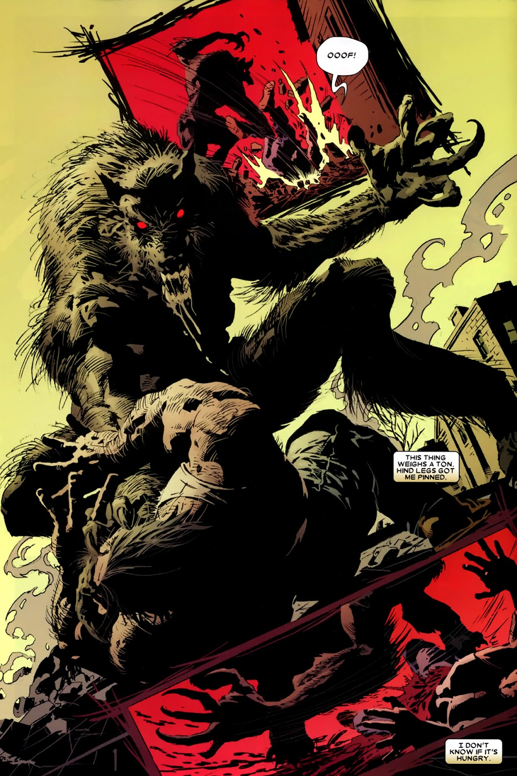 Read online Wolverine (2003) comic -  Issue # Annual 2 - 9