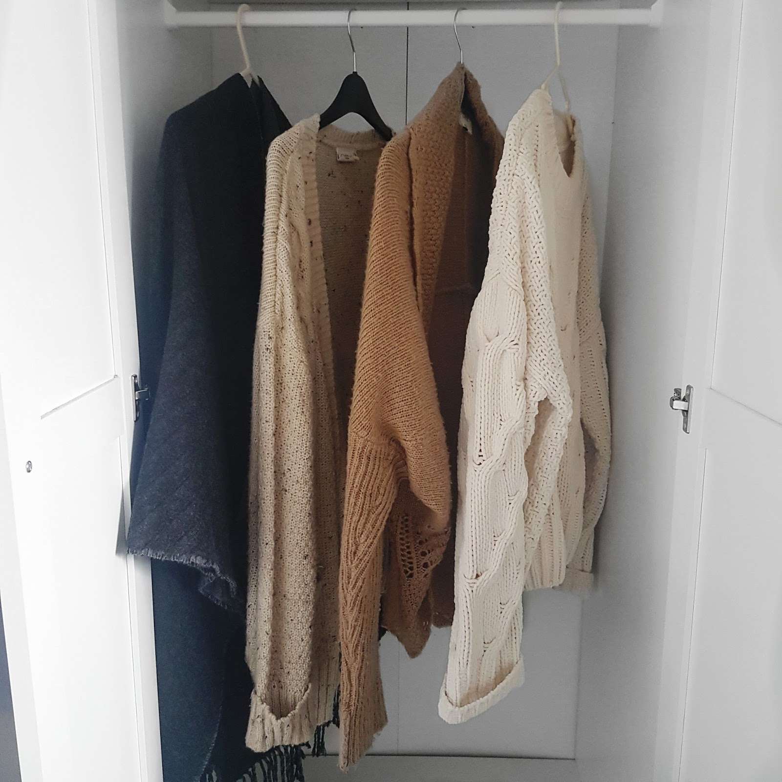 Chunky Knit Jumpers and Cardigans