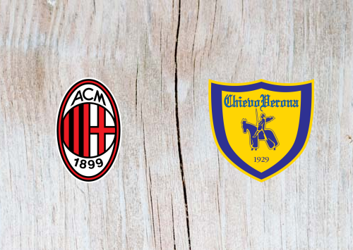 AC Milan vs Chievo Full Match & Highlights 07 Oct 2018