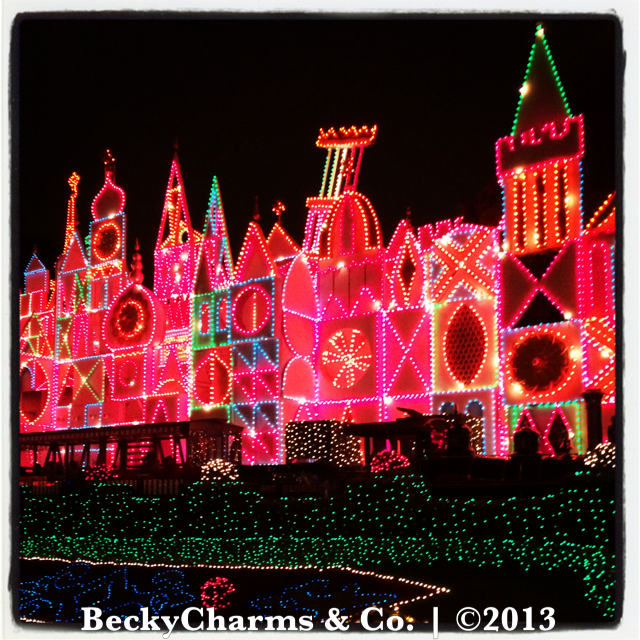 Disneyland at Christmas Holiday Season 2013 Trip One of Many by BeckyCharms