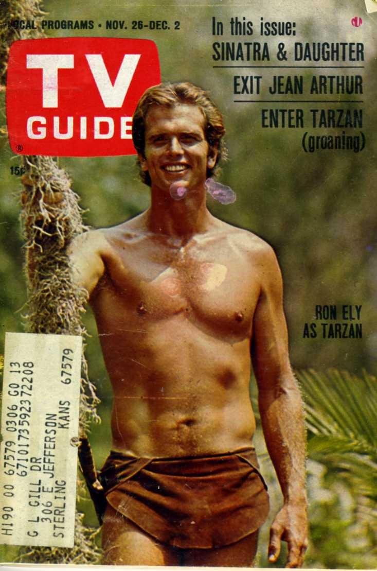 Hollywood Tarzan Sexy Movie