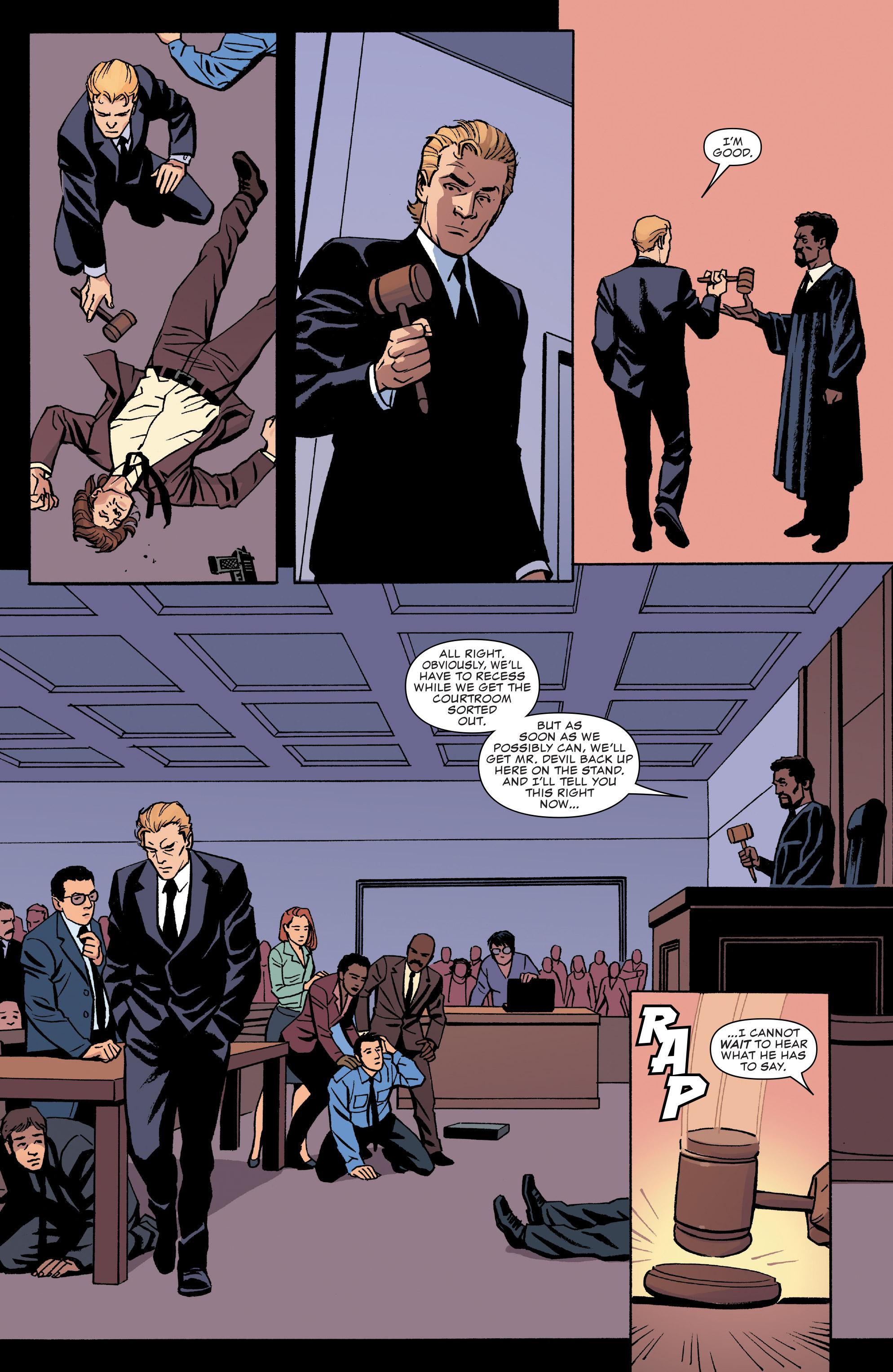 Read online Daredevil (2016) comic -  Issue #22 - 18