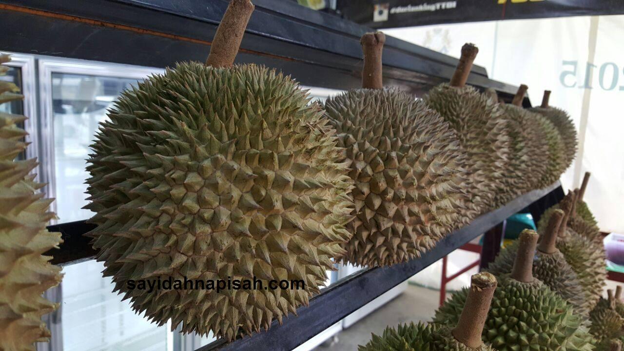 7 Khasiat Buah Durian Yang Orang Tak Tahu