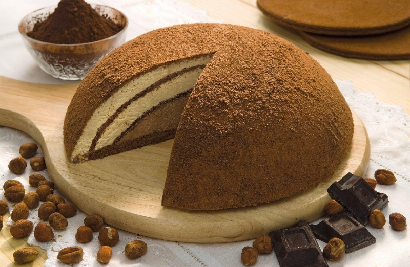 Torta tartufata con il bimby tm5 ricette bimby tm5 for Bimby ricette dolci
