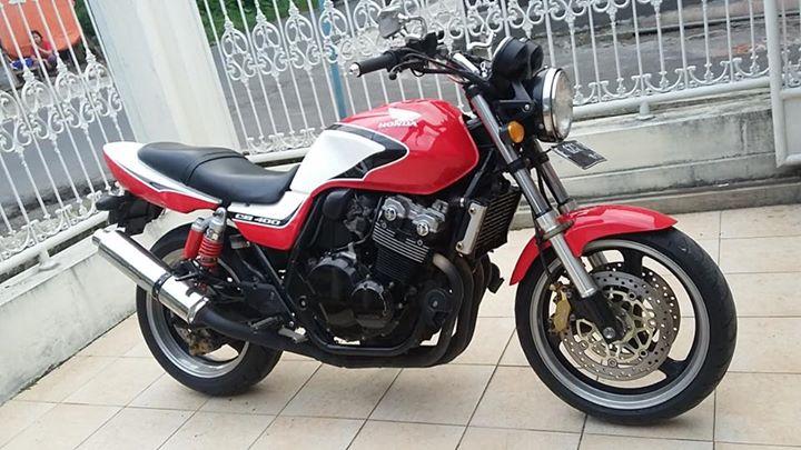 BUKALAPAK MOGE BEKAS Dijual Honda CB400 Vtech 1 Th 2001