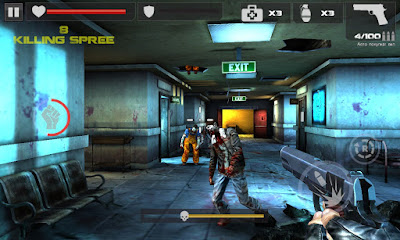 Game Dead Target Zombie Mod Unlimited Money