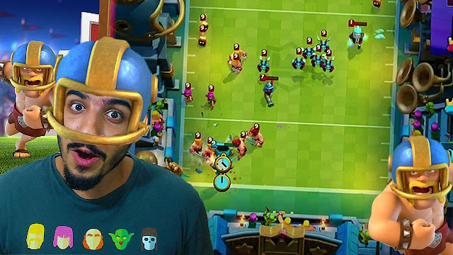 Clas royale download apk android / ios touchdown and epic quest