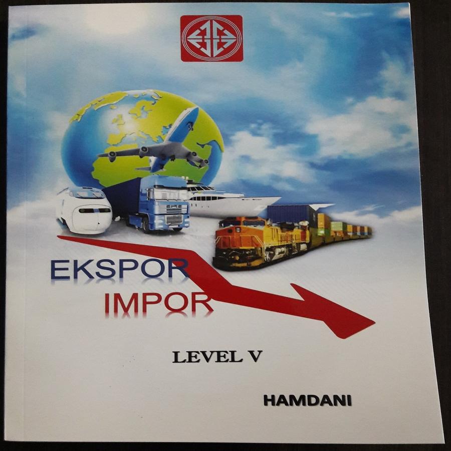 Buku Ekspor-Impor Tingkat Atas - Level 5