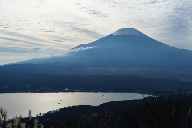 大平山山頂(1,296m)からの景色