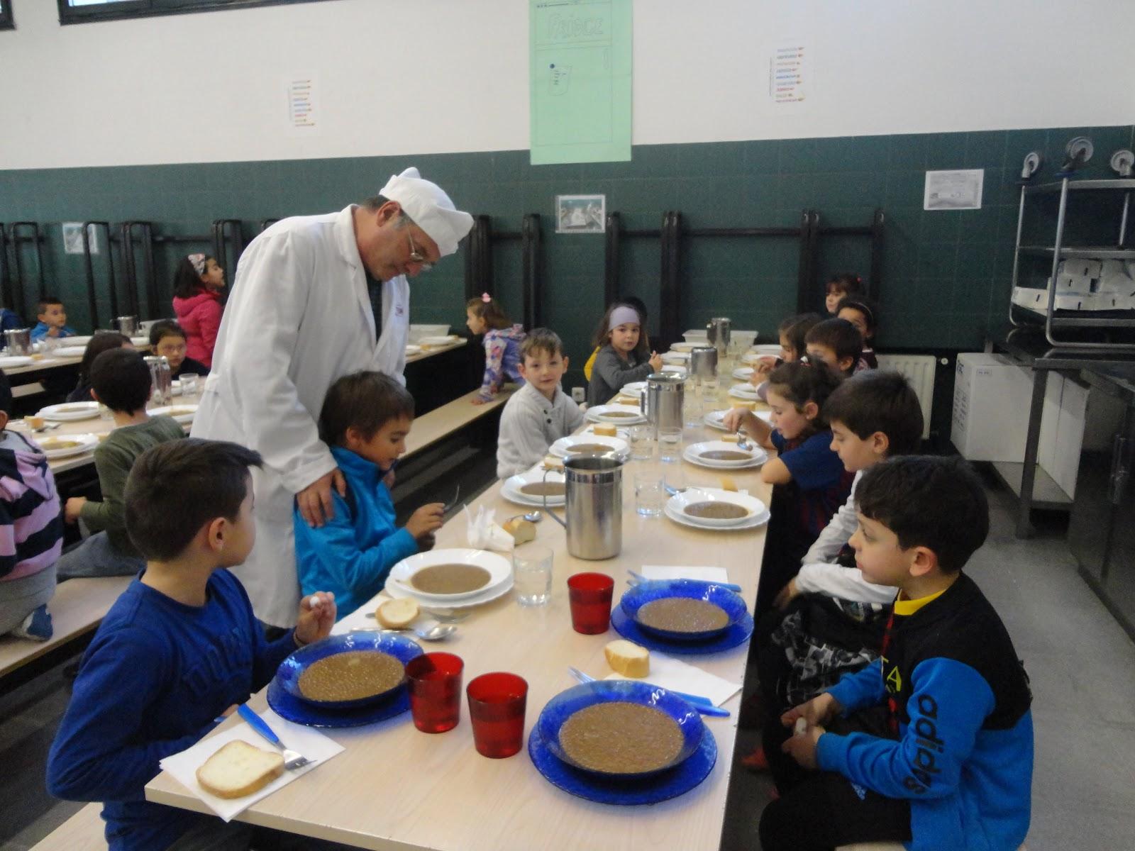 Escuela p blica luis bri as santutxu comedor - Comedores escolares normativa ...