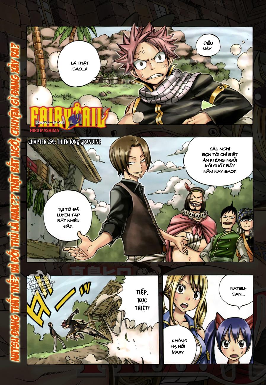 Fairy Tail chap 259 trang 1