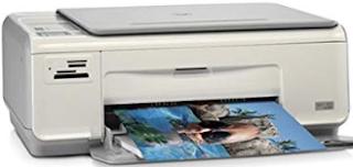 HP Photosmart C4280 Driver Télécharger Pilote Pour Windows et Mac