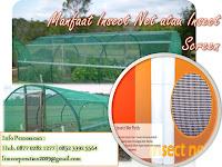 Penggunaan Insect Net atau Insect Screen Ternyata Sangat Menguntungkan!!