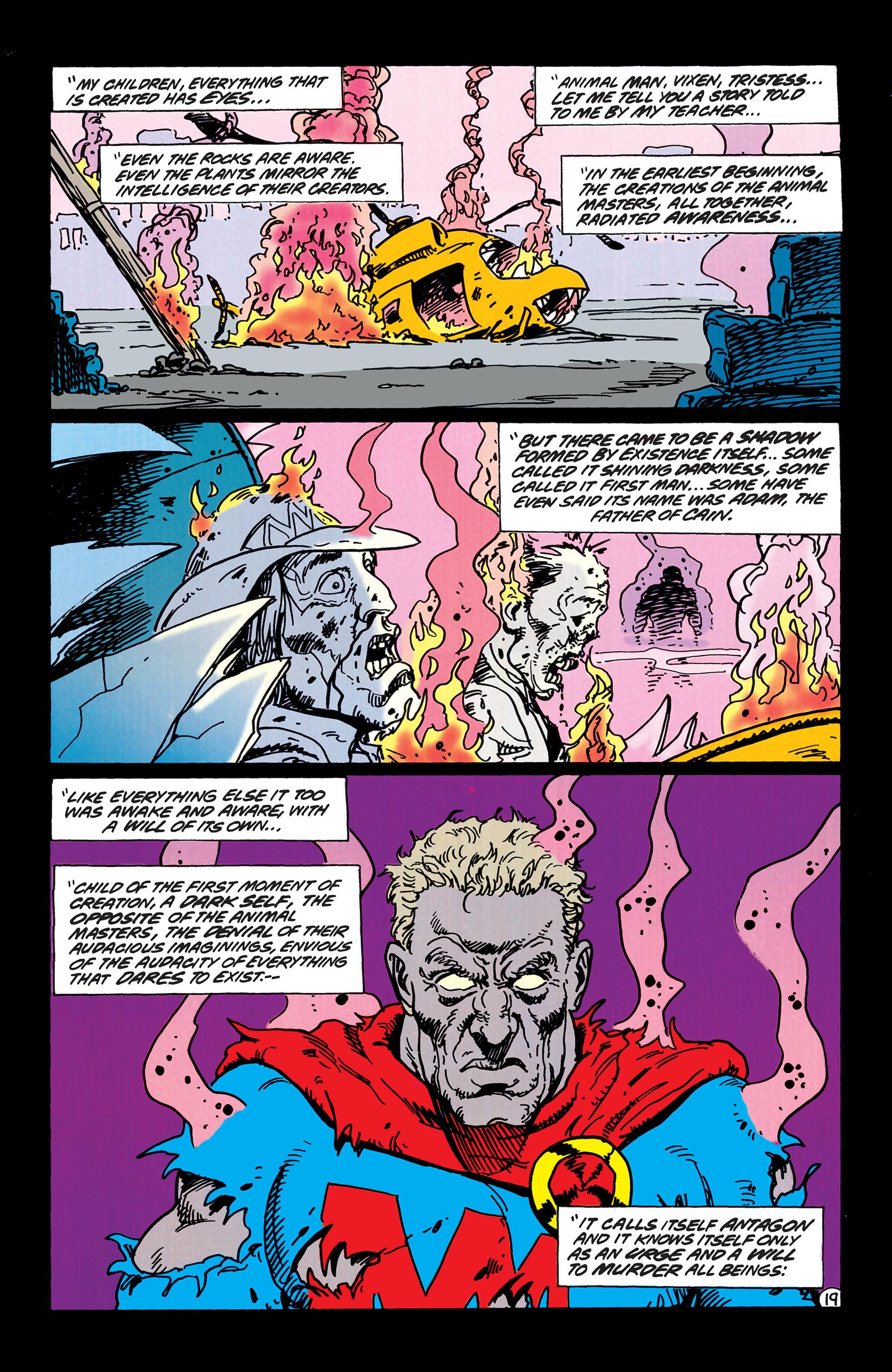 Read online Animal Man (1988) comic -  Issue #50 - 19