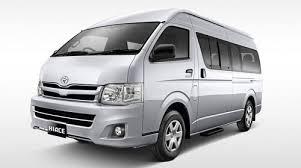 Rental Hiace Commuter Surabaya Malang Bromo Murah