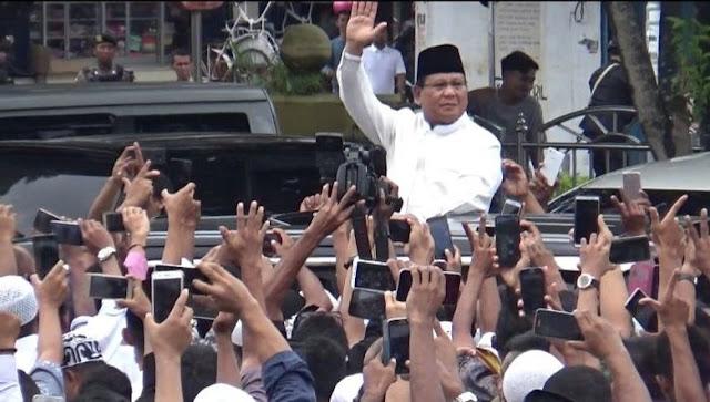 Gerindra: Pemerintahan Bareng Jokowi Terjadi Bila Prabowo Menang