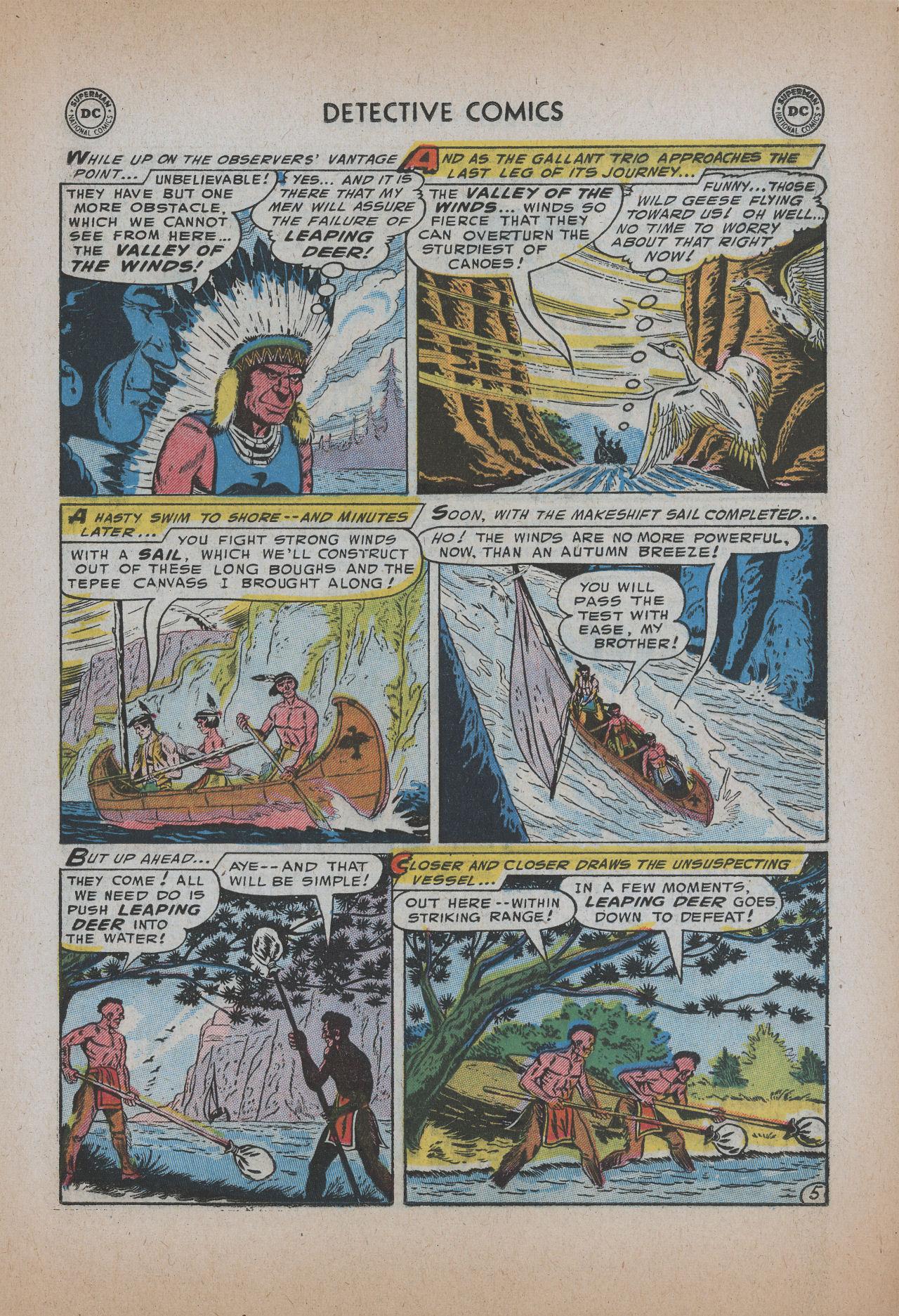 Detective Comics (1937) 220 Page 20