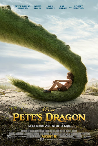 Pete's Dragon (BRRip 720p Dual Latino / Ingles) (2016)