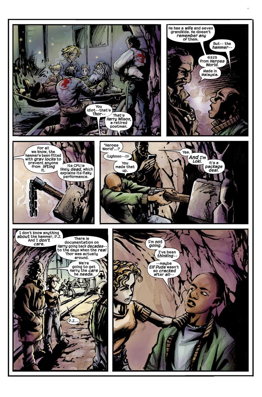Thor (1998) Issue #59 #60 - English 20