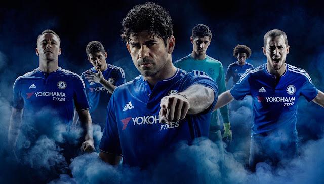 El Chelsea rompe con adidas seis años antes de la finalización de su contrato