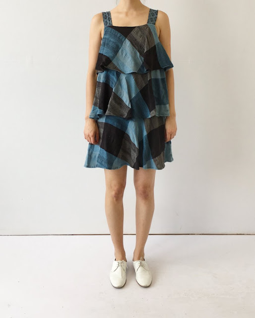 Ace & Jig Simone Dress in Carolina