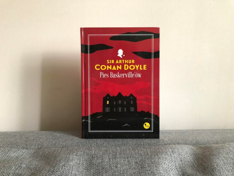 Pies Baskerville'ów | Arthur Conan Doyle