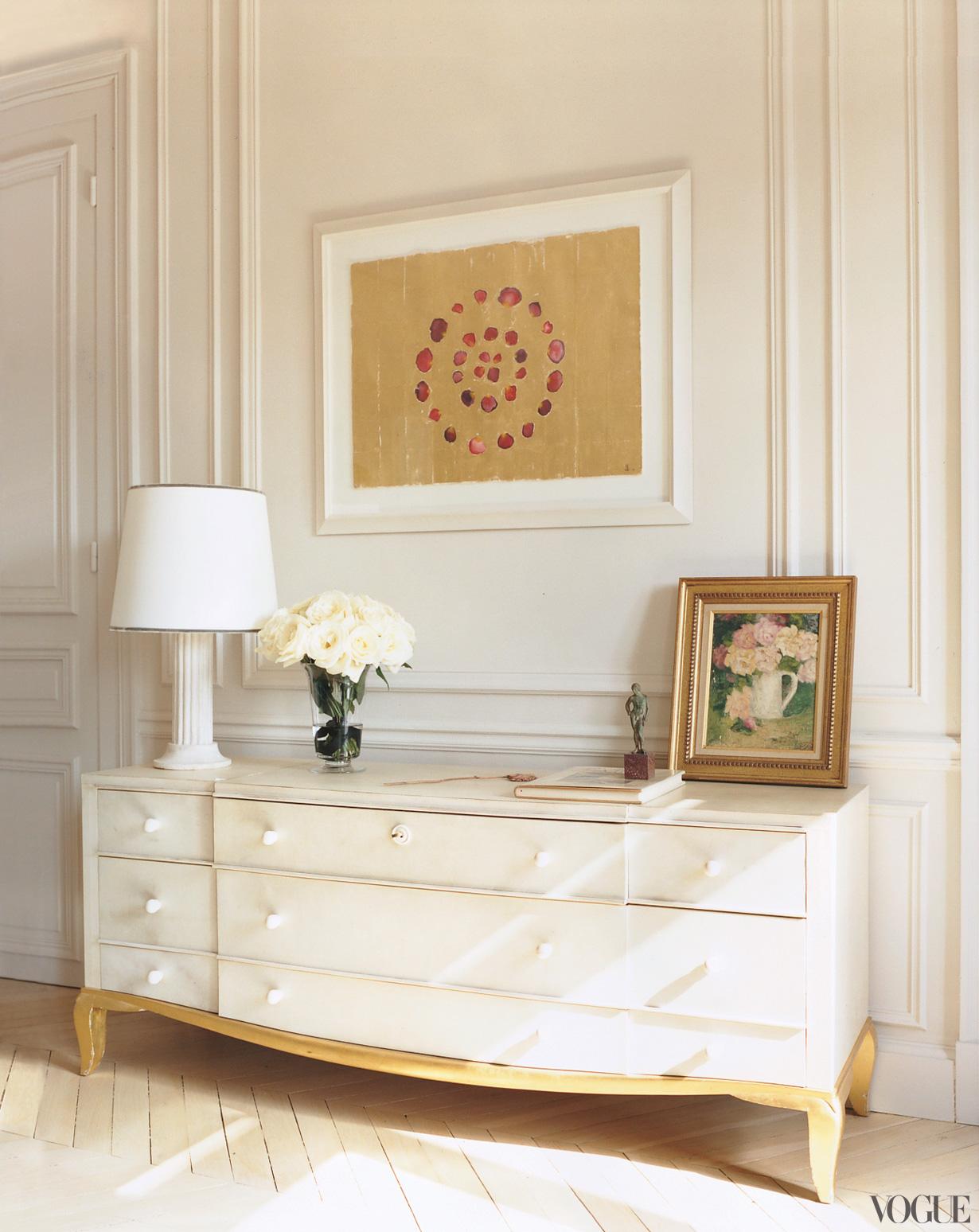 L Wren Scott S Paris Apartment Vignette Via Bele Vivir Blog