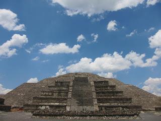 BLOG LUGARES DE MEMÓRIA - matéria sobre Teotihuacán - Foto Piabay