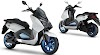 SYM EE1 2019 : High-performance electric scooter