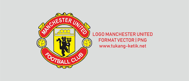 logo manchester united format png transparan