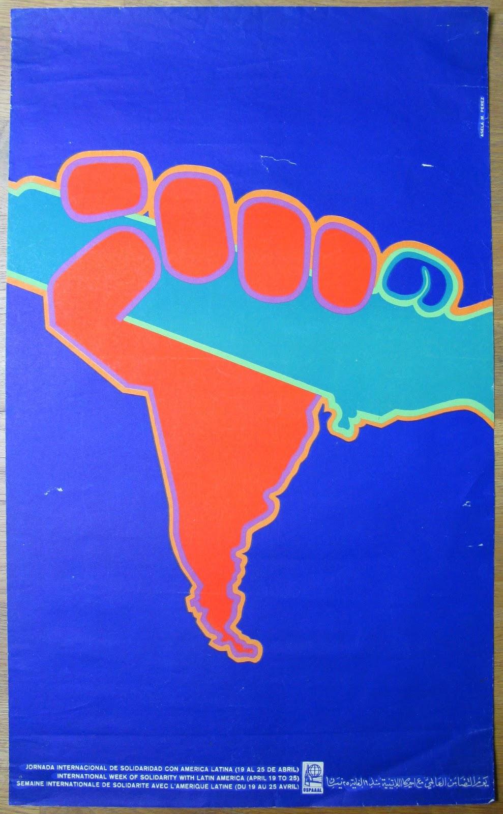 Latin America Poster 23