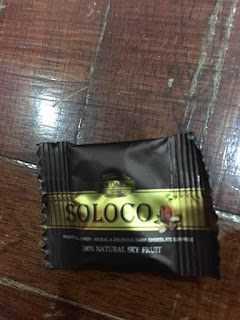 Soloco dark chocolate