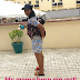 """""""Na so my Mama sef carry me with pride"""" - says Lilian Esoro as she shares photo of herself 'backing' her child"""
