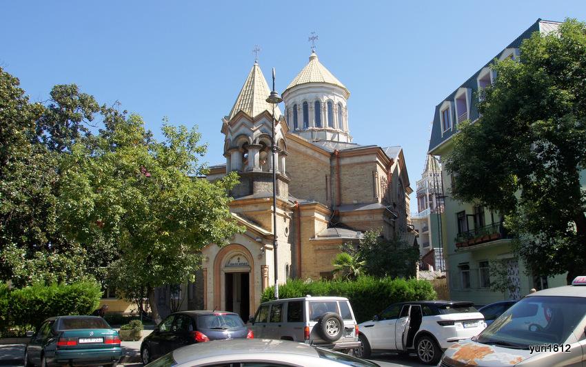 Церковь Святого Христа Всеспасителя или же Сурб Пркич