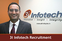 3i Infotech Recruitment