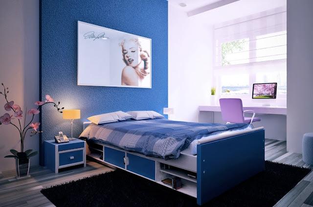 Genç kız yatak örneği